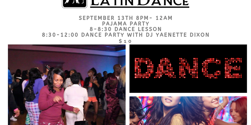 Return of Mambo Nights  - Pajama Party - Latin Dance Night