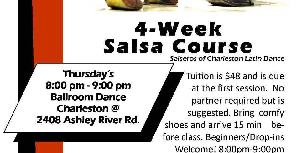 Thursday Salsa Class with Yaenette Dixon