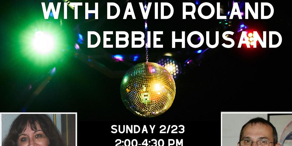 Hustle Workshop with David & Debbie