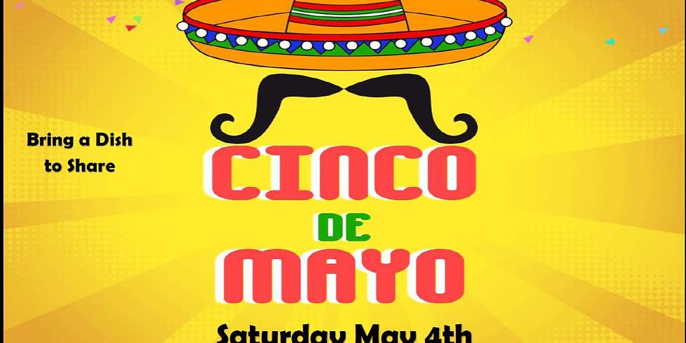 Cinco De Mayo Ballroom Party