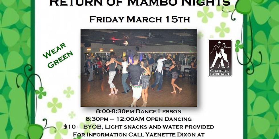 Return of Mambo Nights - Latin Dance Night