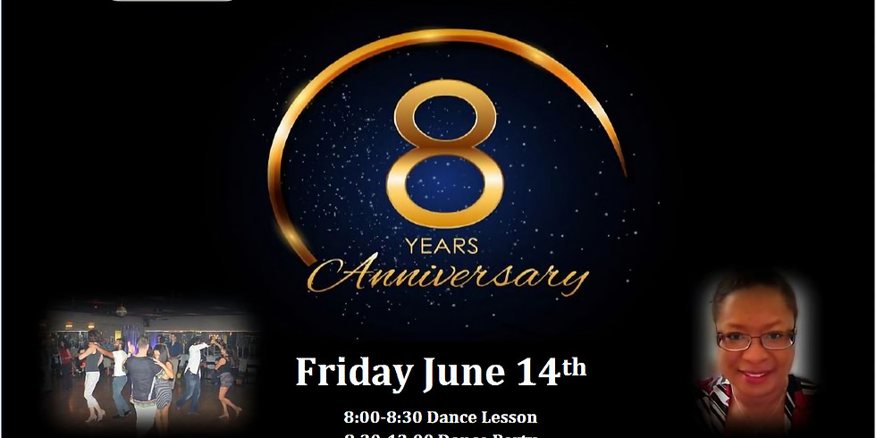Return of Mambo Nights - Anniversary Party - Latin Dance Night