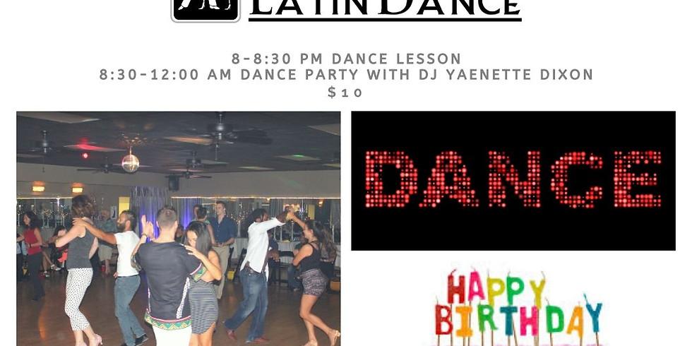 Return of Mambo Nights  -  Yaenette & Nicole's Birthday - Latin Dance Night