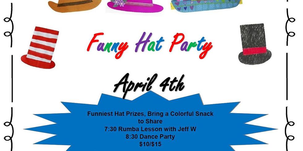 Funny Hat Ballroom Party