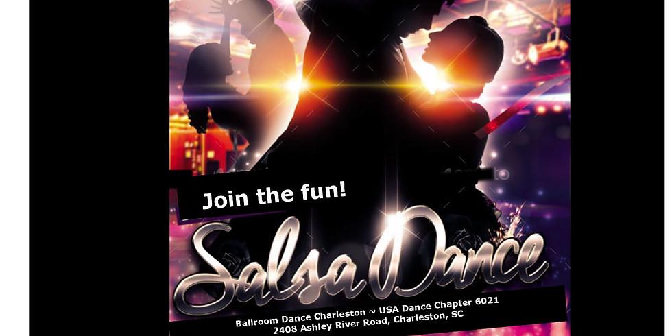 First Friday Salsa Night!