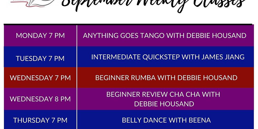 September Classes