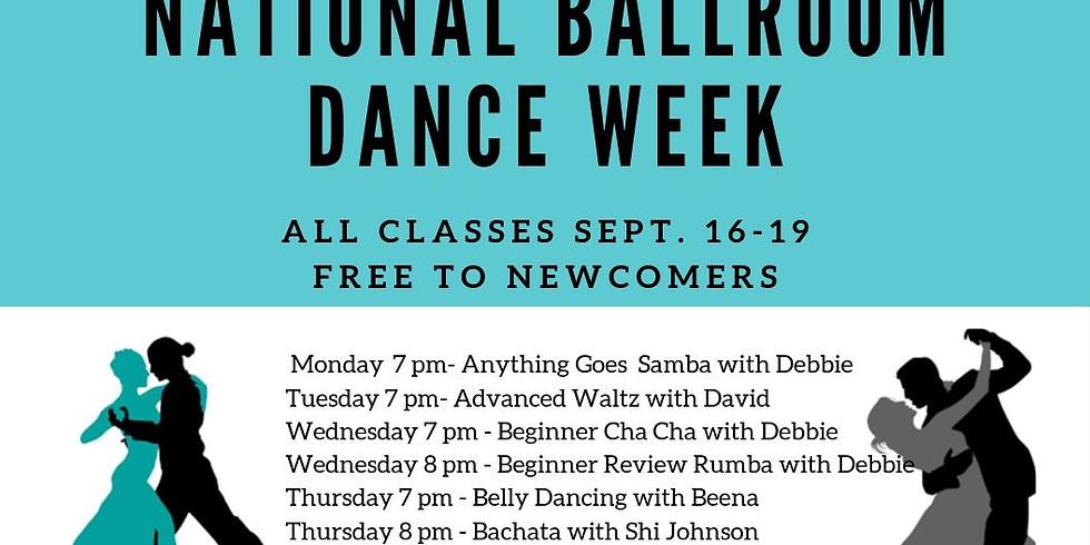 Ballroom Dance Week
