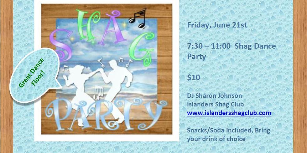 Shag Night with Islanders Shag Club