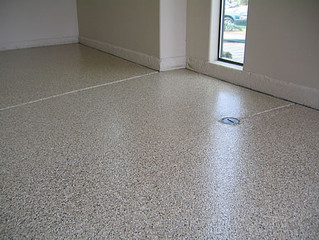 How to install an epoxy floor