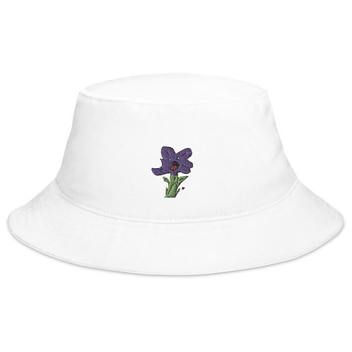 Singing Flower Bucket Hat