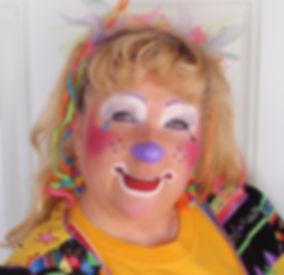 Butterscotch the Clown