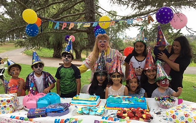 Face painting Birthday Party.JPG