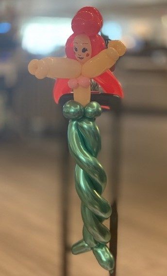 Mermaid Balloon 2