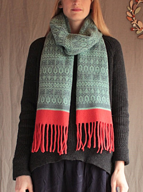 Seed To Tree Collection | Tassel Scarf |