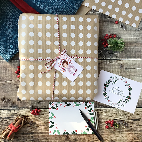 FREE Mother's Day Gift Wrap