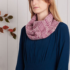 womens cowl neck scarf, snood