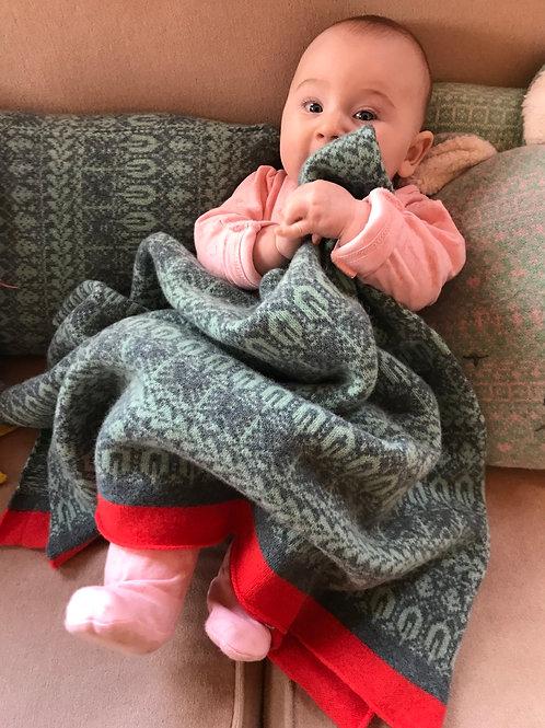 Seed 2 Tree Baby Blanket