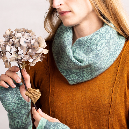 Seed To Tree | Snood | Cowl Neck Scarf
