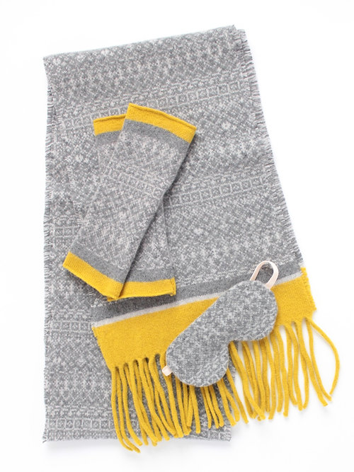 Knitted scarves | Personalised Gifts | Kent | Suzie Lee Knitwear ...
