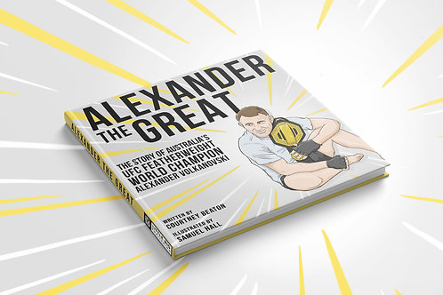 Alexander 'The Great' - The Book