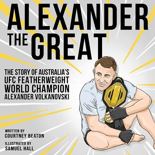 Alexander the Great - the Book