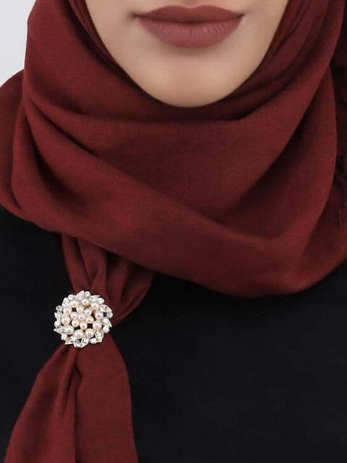 Tørklæde ring