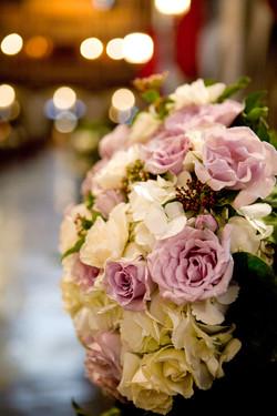 Wedding Church Floral