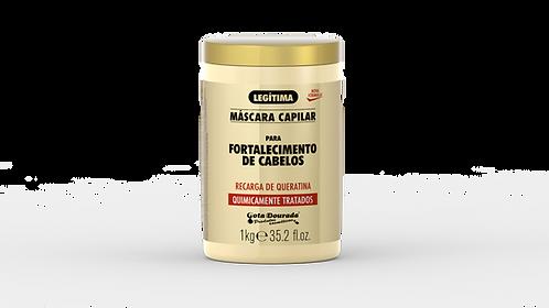 MÁSCARA FORTALECIMENTO RECARGA QUERATINA 1000G