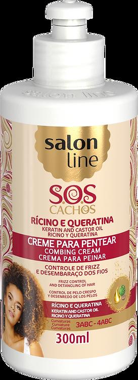 SOS CREME PENTEAR +BRILHO 300ML