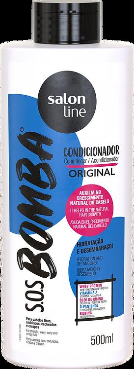 SOS BOMBA CONDICIONADOR ORIGINAL 500ML