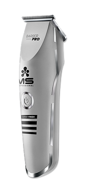 SILVER - CORDLESS TRIMMER EXPERT FINISH- MS BARBER PRO