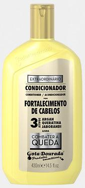 CONDICIONADOR EXTRAORDINÁRIO 3 ATIVOS 430ML
