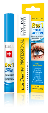 LASH THERAPY PROF.CONCENTRATED EYELASH SERUM 8IN1
