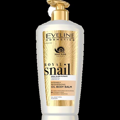 ROYAL SNAIL INTENSELY REGENERATING OIL BODY BALM 350ML