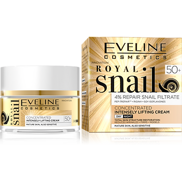 ROYAL SNAIL DAY AND NIGHT CREAM 50+ 50ML