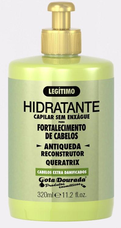 CREME DE PENTEAR FORTALECIMENTO ANTI-QUEDA - QUERATRIX 320G