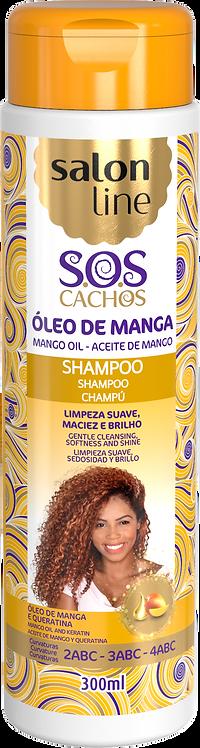 SOS SHAMPOO OLEO MANGA TRADICIONAL 300ML