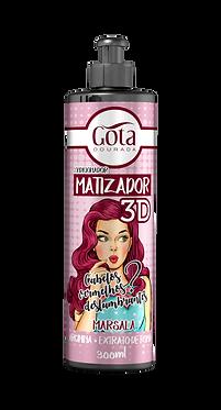 MATIZADOR 3D - MARSALA 300ml