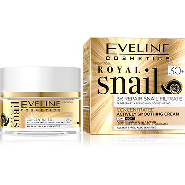 ROYAL SNAIL DAY AND NIGHT CREAM 30+ 50ML