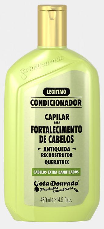 CONDICIONADOR FORTALECIMENTO ANTI-QUEDA - QUERATRIX 430ML