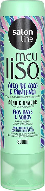 MEU LISO CONDICIONADOR SUPER HIDRATAÇÃO COCO 300ML