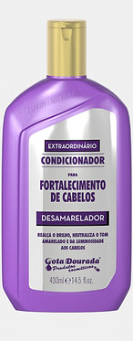CONDICONADOR EXTRAORDINÁRIO DESAMARELADOR 430ML