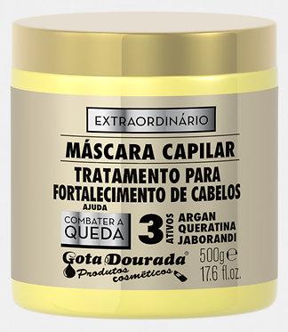 MÁSCARA EXTRAORDINÁRIO 3 ATIVOS 500G