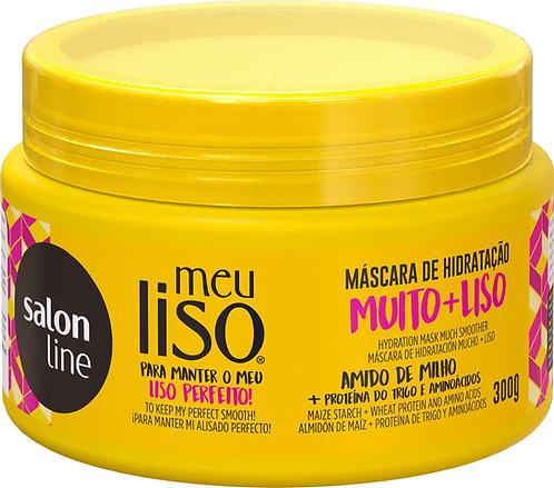 MEU LISO MASCARA MUITO+LISO 300GR