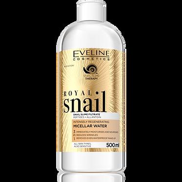 ROYAL SNAIL 3IN1 MICELLAR WATER 500ML