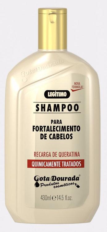 SHAMPOO FORTALECIMENTO RECARGA QUERATINA 430ML