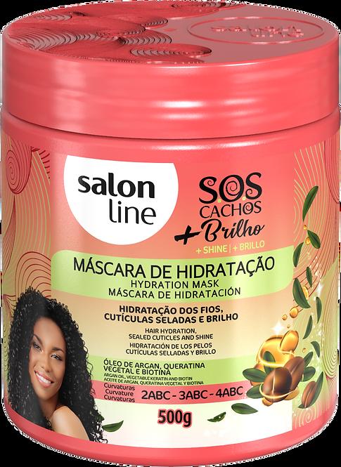 SOS MASCARA +BRILHO 500ML