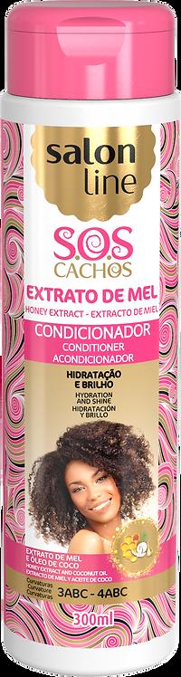 SOS CONDICIONADOR MEL CACHOS INTENSOS 300ML