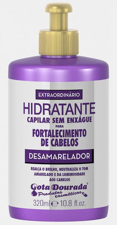 CREME PENTEAR EXTRAORDINÁRIO DESAMARELADOR 320G