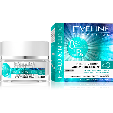 HYALURON CLINIC DAY AND NIGHT CREAM 40+ 50ML